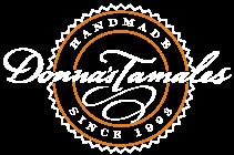 Donnas Tamales Logo